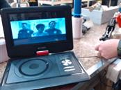 EMATIC Portable DVD Player EPD116RD